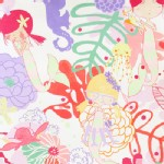 Alexander Henry Fabrics - Kids - If I Were A Mermaid in Lavender