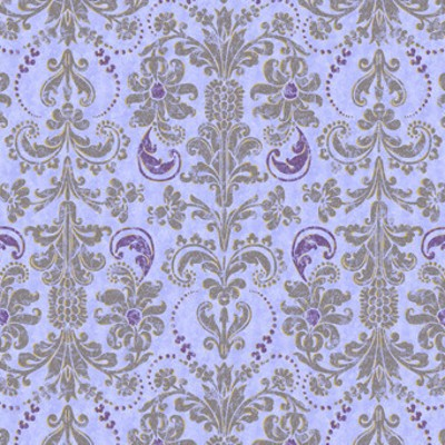 Andover - French Twist - Damask in Lavender