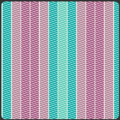 Art Gallery Fabrics - Bespoken - Stitchery in Aqua
