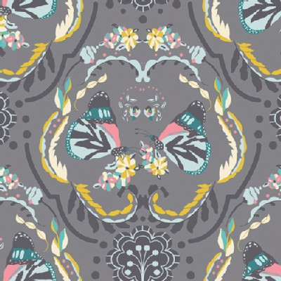 Art Gallery Fabrics - Emmy Grace - Painted Ladies in Flutter