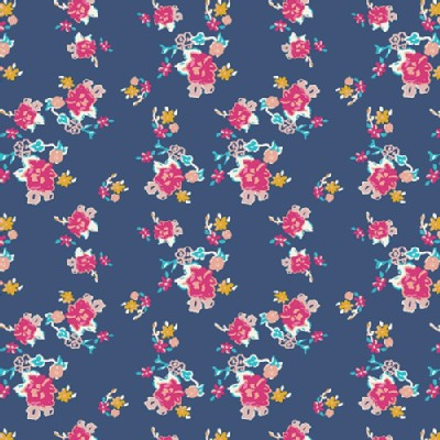Art Gallery Fabrics - Fusion - Bohemian Charms in Abloom