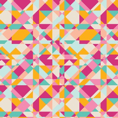 Art Gallery Fabrics - Fusion - Go Go London in Joyful