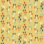 Birch Fabrics - Wildland - Knits - Arrowhead in Sun