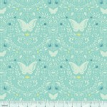 Blend Fabrics - Chelsea Market - Picadilly in Turquoise