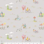 Blend Fabrics - Colette - Sunny Day in Grey