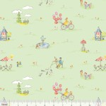 Blend Fabrics - Colette - Sunny Day in Green