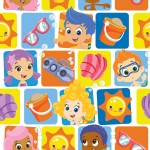 Character Prints - Other Characters - Bubble Guppies in Sunshine