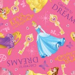 Character Prints - Princess - Princess Gateway to Dreams in Pink