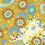 Free Spirit - Hello Love - Ocotopus Garden in Gold