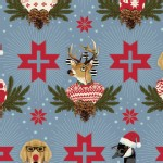 Free Spirit - Holiday Homies - Buck Buck Goose in Blue