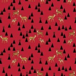 Free Spirit - Holiday Homies - Bambi Life in Holly Berry