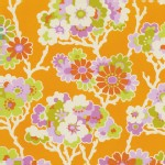 Free Spirit - Lottie Da - Sprig in Tangerine