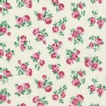 Free Spirit - Peppermint Rose - Rosettes in Dove