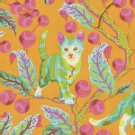 Free Spirit - Tabby Road - Disco Kitty in Marmalade Skies