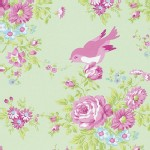 Free Spirit - Zoeys Garden - Zoey Birdie in Green