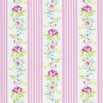 Free Spirit - Zoeys Garden - Butterfly Ticking in Pink