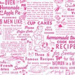 Lakehouse Drygoods - Pam Kitty Picnic - Recipes in Red