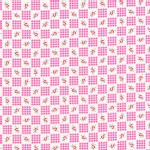 Lecien - Flower Sugar 2013 Fall - Small Checkers in Pink