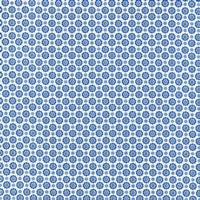 Lecien - Flower Sugar 2013 Fall - Floral Circles in Navy