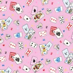 Lecien - L Collection Alice - Cards in Pink