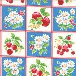Lecien - Orchard Kitchen - Fruit Blocks in Blue