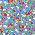 Lecien - Orchard Kitchen - Fruit Toss in Blue