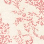 Lecien - Rococo Sweet 2014 - Damask in Ivory