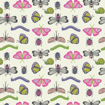 Lewis And Irene - Our Friends In the Garden - Bugs in Ivory