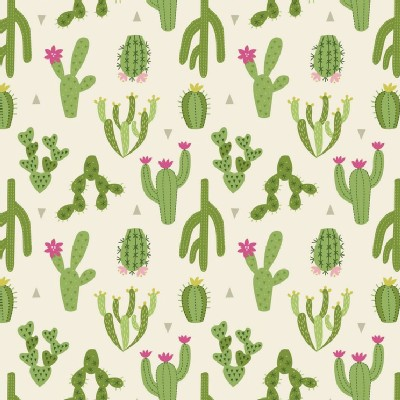 Lewis And Irene - Paracas - Cactus in Green