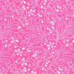 Michael Miller Fabrics - Holiday - Pixie Paisley in Candy