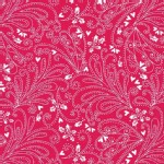 Michael Miller Fabrics - Holiday - Pixie Paisley in Cheery