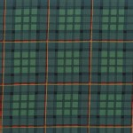Michael Miller Fabrics - Nutcracker - Plaid in Evergreen