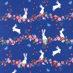 Michael Miller Fabrics - Saturday Morning - Morning Frolic in Blue