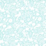 Michael Miller Fabrics - Sommer - Garden Shadow in Breeze