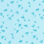 Michael Miller Fabrics - Waterfront Park - Flight in Luna