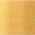 Moda Fabrics - Basics - Ombre Confetti Metallic in Honey