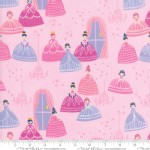 Moda Fabrics - Kids - Once Upon A Time - Ball in Pink