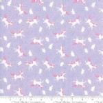 Moda Fabrics - Kids - Once Upon A Time - Unicorn in Lavender