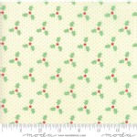 Moda Fabrics - Swell Christmas - Holly in Green