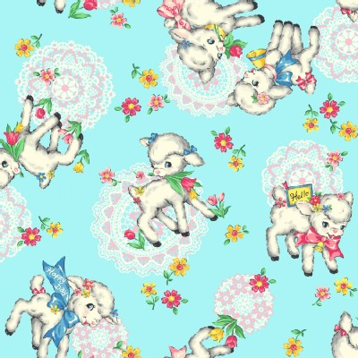 Quilt Gate - Dear Little World