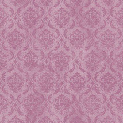 Quilting Treasures - Gorjuss On Top of the World - Damask in Plum