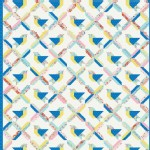 Riley Blake Designs - Bluebirds On Roses - Bluebirds Quilt Pattern in Multi