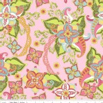 Riley Blake Designs - Bohemian Festival - Main in Pink
