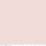 Riley Blake Designs - Bunnies and Cream - Gingham in Pink