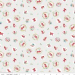 Riley Blake Designs - Little Red In the Woods - Toss in Cream