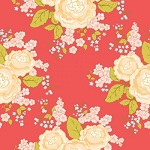 Riley Blake Designs - Marguerite - Main in Red