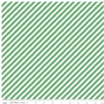 Riley Blake Designs - On Trend - Stripe in Mint