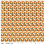 Riley Blake Designs - Unicorns and Rainbows - Unicorn Rainbow in Orange