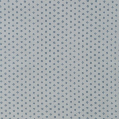 Robert Kaufman Fabrics - Spot On - Mini Dots in Silver