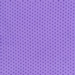 Robert Kaufman Fabrics - Spot On - Mini Dots in Violet